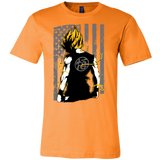 American Super Saiyan Goku Men Short Sleeve T Shirt - TL00046SS - The TShirt Collection
