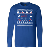 Christmas Long Sleeve – Nurse Christmas - Unisex Long Sleeve - TL00973LS - The TShirt Collection