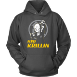 Super Saiyan Krillin Father And Daughter Unisex Hoodie T shirt - TL00522HO