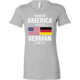 Limited edition german Woman Short Sleeve T Shirt - TL00666WS