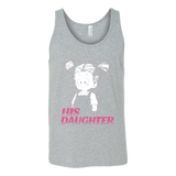 Super Saiyan Marron Daughter Unisex Tank Top T Shirt - TL00524TT