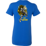 Super Saiyan Vegeta 3 Woman Short Sleeve T Shirt - TL00124WS