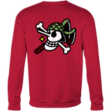 One Piece - Usopp symbol - Sweatshirt T Shirt - TL00901SW