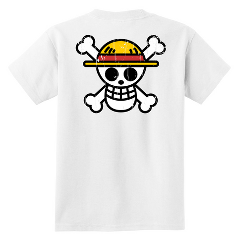 One Piece - Luffy symbol - Youth Kid T Shirt - TL00904YS