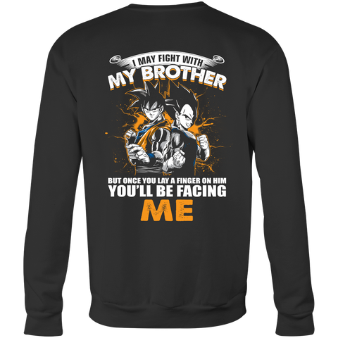 Super Saiyan - You'll Be Facing Me - Unisex Sweatshirt T Shirt - TL01140SW