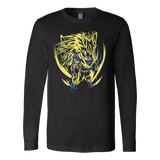Super Saiyan Goku Long Sleeve T shirt - TL00445LS