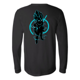 Super Saiyan Vegeta God Long Sleeve T shirt - TL00205LS
