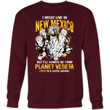 Super Saiyan New Mexico Sweatshirt T shirt - TL00086SW