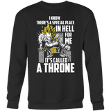 Super Saiyan Vegeta Sweatshirt T shirt - TL00229SW