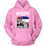 Super Saiyan Hoodie Shirt - FOR MISSISSIPPI FANS - TL00164HO