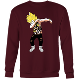 Super Saiyan Vegeta Dab Dance Sweatshirt T shirt - TL00235SW