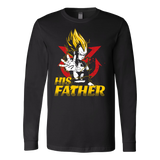 Super Saiyan Vegeta God Long Sleeve T shirt - TL00490LS