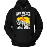 Super Saiyan New Mexico Grown Saiyan Roots Hoodie Shirt - TL00157HO