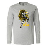 Super Saiyan Vegeta 3 Long Sleeve T shirt - TL00124LS