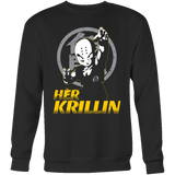 Super Saiyan Krillin Father And Daughter Sweatshirt T shirt - TL00522SW