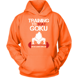 Super Saiyan Goku Training Gym Unisex Hoodie T shirt - TL00450HO
