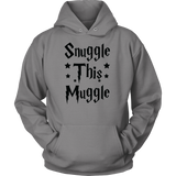 Harry Potter - Snuggle this muggle - unisex hoodie - TL00965HO