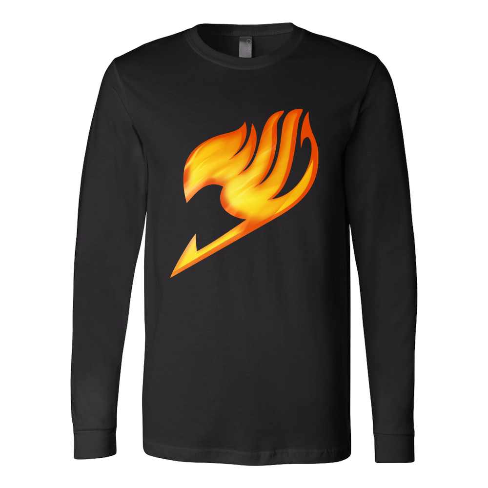 Fairy tail symbol of the clan 2 unisex long sleeve t shirt fairy tail symbol of the clan 2 unisex long sleeve t shirt tl01254ls biocorpaavc Image collections