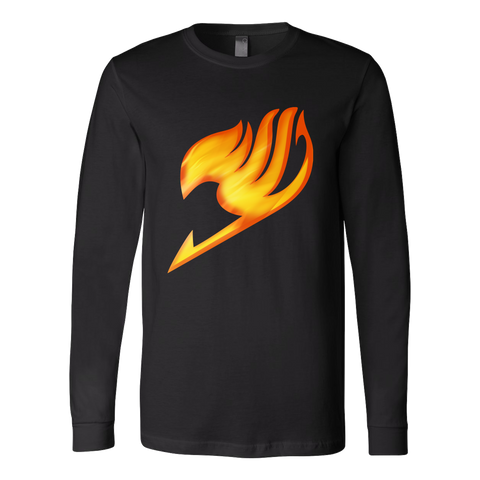 Fairy Tail - Symbol of the clan 2 -  Unisex Long Sleeve T Shirt - TL01254LS