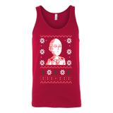 One Punch Man - Saitama Ugly Sweater - Unisex Tank Top T Shirt - TL00918TT