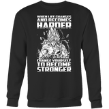 Super Saiyan Bardock become stronger Sweatshirt T Shirt - TL00475SW