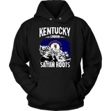 Super Saiyan Kentucky Grown Saiyan Roots Unisex Hoodie T shirt - TL00152HO