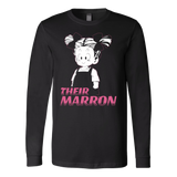 Super Saiyan Marron Father And Daughter Long Sleeve T shirt - TL00523LS