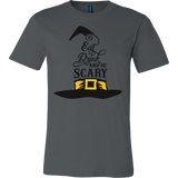 Eat, drink and be scary Men Short Sleeve Halloween T Shirt - TL00654SS - The TShirt Collection