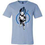 Super Saiyan Blue Vegeta God Men Short Sleeve T Shirt - TL00016SS