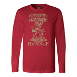 Super Saiyan Majin Vegeta Revenge Long Sleeve T shirt - TL00558LS