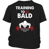 One Punch Man - Saitama Training to be bald - Youth Kid T Shirt - TL00917YS