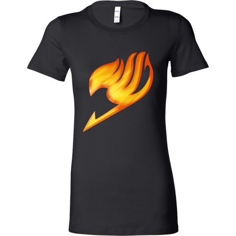 Fairy Tail - Symbol of the clan 2 - Woman Short Sleeve T Shirt - TL01254WS
