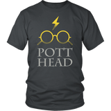 Harry Potter - Pott head - men short sleeve t shirt - TL00962SS