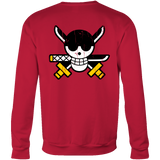 One Piece - Zoro symbol - Sweatshirt T Shirt - TL00903SW