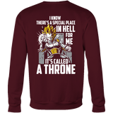 Super Saiyan Vegeta Sweatshirt T shirt- TL00230SW