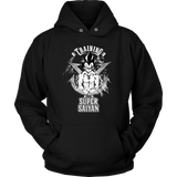 Super Saiyan - Training to be super saiyan - Unisex Hoodie T Shirt - TL01339HO
