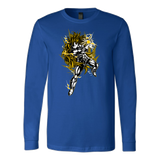 Super Saiyan Vegeta 3 Long Sleeve T shirt - TL00123LS