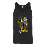 Super Saiyan Vegeta 3 Unisex Tank Top T Shirt - TL00124TT