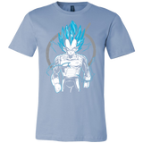 Super Saiyan Vegeta God Men Short Sleeve T Shirt - TL00525SS