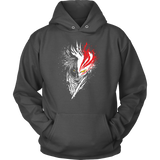 Bleach - Hollow Ichigo - Unisex Hoodie T Shirt - TL00857HO - The TShirt Collection