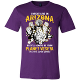 Super Saiyan Arizona Group Short Sleeve Shirt -TL00065SS
