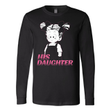 Super Saiyan Marron Daughter Long Sleeve T shirt - TL00524LS