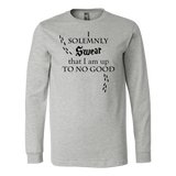 Harry Potter - i solemnly swear that i am up to no good - unisex long sleeve t shirt - TL00970LS