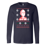 One Punch Man - Saitama Ugly Sweater - Long Sleeve T Shirt - TL00918LS