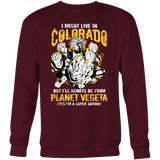 Super Saiyan Colorado Sweatshirt T shirt - TL00081SW