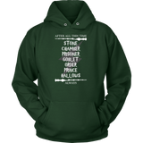 Harry Potter - After all this time , always - Unisex hoodie - TL00967HO