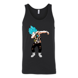 Super Saiyan Vegeta God Dab Unisex Tank Top T Shirt - TL00464TT