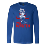 Super Saiyan Her Majin Vegeta Long Sleeve T shirt - TL00504LS