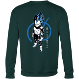 Super Saiyan Blue Vegeta God Sweatshirt T shirt - TL00016SW