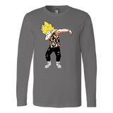 Super Saiyan Goku Dab Dance Long Sleeve T shirt - TL00235LS